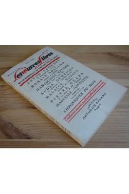 Les oeuvres libres n°118 - Tchékov, Rolland, Gautier, Béarn... - Mars 1956 - BE -