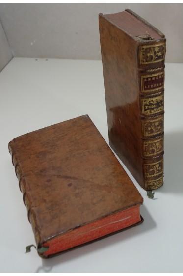 Les cinq années littéraires ou lettres de M. Clément sur les ouvrages de littérature 1748 à 17522