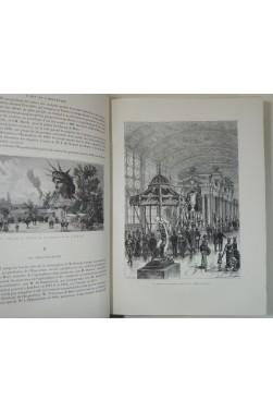 L'Art et l'Industrie à l'EXPOSITION UNIVERSELLE de 1878 - Edition originale sur grand papier