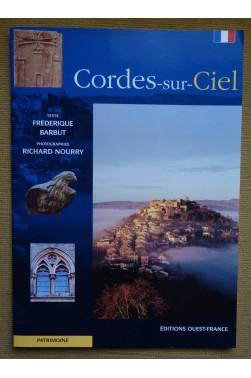 Cordes-sur-Ciel - F. Barbut et R. Nourry - Histoire - illustrée - 2001 - TBE -