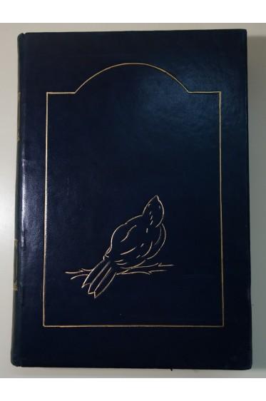 THEURIET. Nos oiseaux - 110 illustrations de GIACOMELLI. Reliure ornée, Librairie Launette 1887