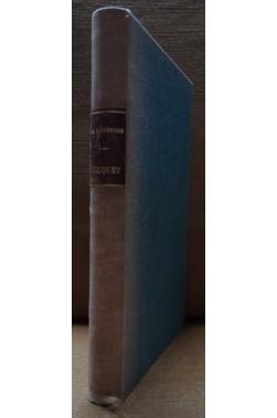 Fouquet - Marcel Boulenger - Ed. Grasset - 1933 -