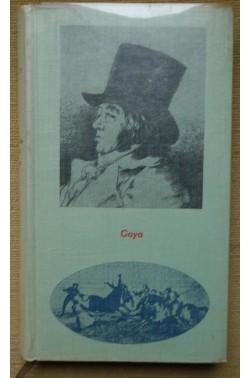 Goya, Eugénio D'ors, vers° française par M. Carayon - Club des libraires de France - relié, illustré et numéroté