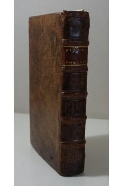 Recueil de pièces choisies tant en prose qu'en vers - Chevalier d'Aceilly, Racine - 1714
