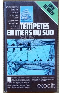 Tempêtes en mers du sud - Eric Newby - Ed. Gallimard, coll Exploits -