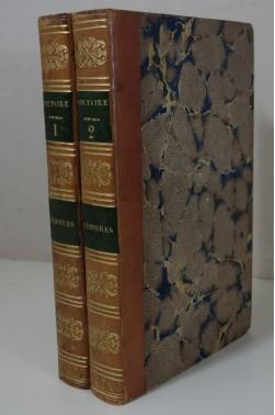 Mémoires sur VOLTAIRE et sur ses ouvrages par Longchamp et Wagnière ses secrétaires - Edition originale, 1826
