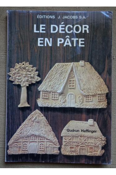 Le décor en pâte - Gudrun Hettinger - Décoration culinaire - 1982 -
