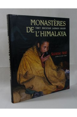 Suzanne HELD. MONASTERES DE L'HIMALAYA - Tibet Bouthan Ladakh Sikkim. PHOTOS