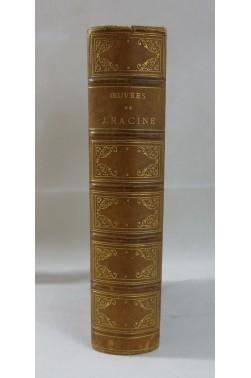 Oeuvres de Jean RACINE - 13 planches, belles gravures de DESENNE. FURNE, 1866