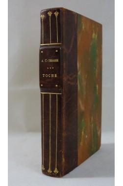 [ RELIURE ] Antonine Coullet-Tessier. TOCHE parmi les femmes. RARE, Editions Cosmopolites