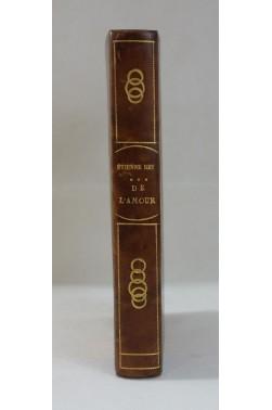 [ BELLE RELIURE ] Etienne REY. De l'Amour - 1925 - EO, Bernard Grasset éditeur