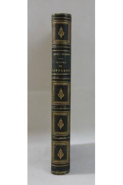Henry MURGER. Scènes de campagne - Adeline Protat. Edition originale, 1854 - RELIURE, Michel Lévy