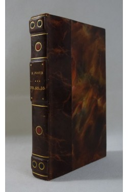 [ BELLE RELIURE ] FONTIS et RICARD. To... Go... Lo... Tallandier, 1928 - RARE