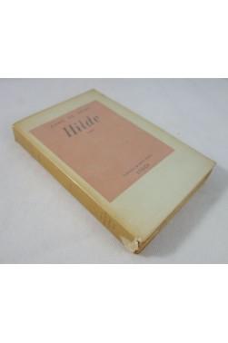 Anne DE VRIES. Hilde - STOCK, 1933 - Littérature néerlandaise