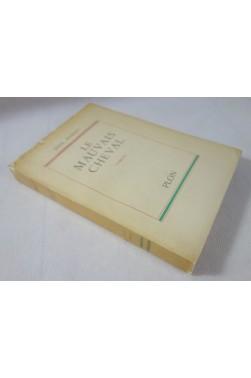 Jean BASSAN. Le mauvais cheval - exemplaire S.P., Plon, 1958