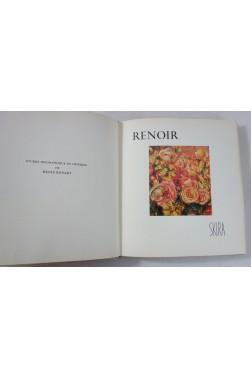 RENOIR - reproductions en couleurs - SKIRA, Le goût de notre temps n°7 - 1954
