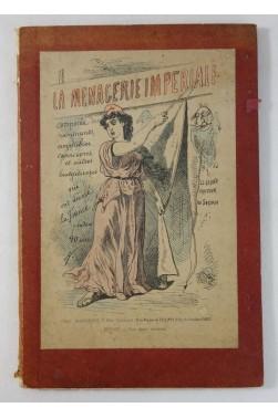 La ménagerie impériale - 31 planches, gravures en couleurs. RARE, Rossignol, Satyre