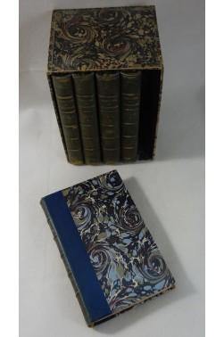 Théâtre de P. CORNEILLE en 5 volumes. Librairie des Bibliophiles - Flammarion. COFFRET