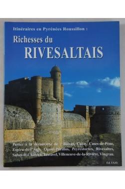 Richesses du RIVESALTAIS - itinéraires en Pyrénées - Roussillon, Tautavel, 1997 - photos