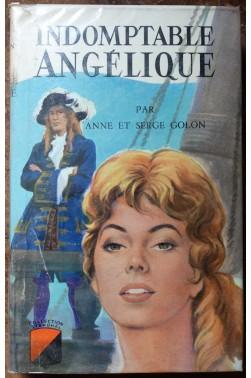 Indomptable Angélique - A. et S. Golon - Trévise - 1965 - Sous jaquette illustrée -