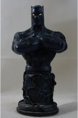 MARVEL mini-bust - BLACK PANTHER (2005) n°2284/2500 - BOWEN Designs - 15cm RARE