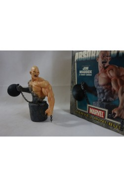 MARVEL mini-bust - ABSORBING MAN n°2477/2500 - BOWEN Designs 2005 - 15cm Avengers Thor