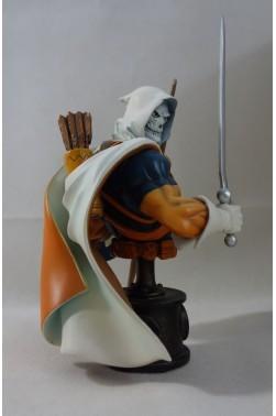 MARVEL mini-bust - TASKMASTER n°1821/3000 - PROCOPIO BOWEN - 15cm 2005 RARE