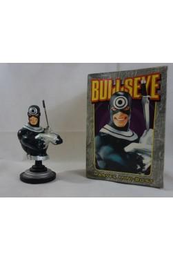 MARVEL mini-bust - BULLSEYE n°2373/5000 - Randy BOWEN 2002 - 14cm Daredevil