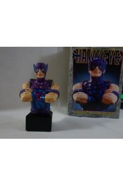MARVEL mini-bust - HAWKEYE n°883/5000 - BOWEN Designs 2000 - 14 cm Avangers