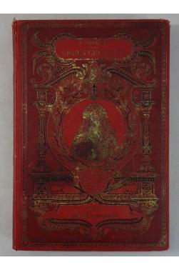 AZIBERT. Sièges célèbres - étude historique sur les défenses de places. 1899, cartonnage illustré