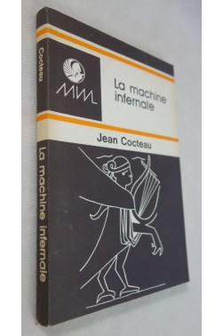 Jean COCTEAU. La machine infernale - French-English - HARRAP Modern World Literature