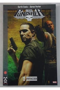 The PUNISHER n° 8. BARRACUDA - MAX Comics MARVEL - Garth ENNIS et Goran PARLOV