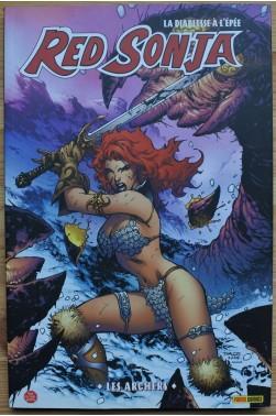 Red Sonja, la diablesse à l'épée - T2 Les Archers - Michael Avon Oeming - Panini comics, 2008 -