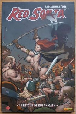 Red Sonja, la diablesse à l'épée - T3 Le retour de Kulan Gath - Michael Avon Oeming - Panini comics, 2009 -
