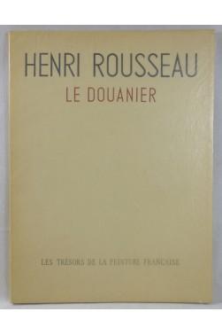 Henri ROUSSEAU le douanier - planches couleurs. TRESORS DE LA PEINTURE FRANCAISE, Skira