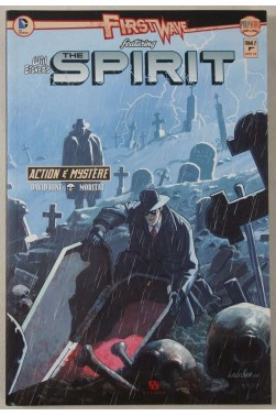 The Spirit - Tome 2 - Will Eisner's - Ed. Ankama, 2013 - Action et Mystère -