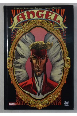 ANGEL - Roberto AGUIRRE-SACASA et Adam POLLINA - MARVEL Graphic Novels, X-MEN, 2009