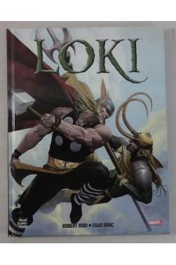 LOKI - MARVEL Graphic Novels, 2004 - Robert RODI et Dessin de Esad RIBIC - RARE