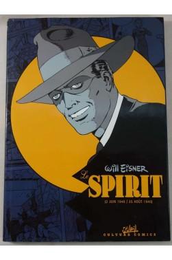Le Spirit - W. Eisner - (2 Juin 1940 / 25 Août 1940) - Ed. Soleil, 2002 -