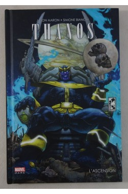 THANOS - L'ascension. MARVEL Dark, Panini Comics. Jason AARON et Simone BIANCHI