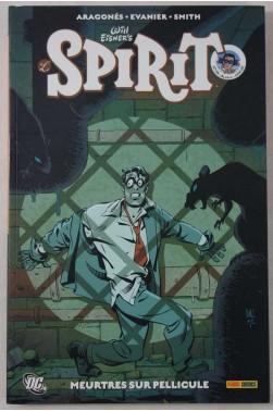 Le Spirit - Meurtres sur pellicule - Tome 4 - Aragonés, Evanier, Smith - DC, Panini comics, 2009 -