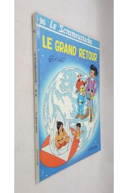 EO - Le Scrameustache - Tome 15. Le stagiaire - GOS et WALT- Editions DUPUIS
