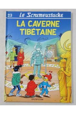 EO - Le Scrameustache - Tome 23. La caverne tibétaine - GOS et WALT- Editions DUPUIS