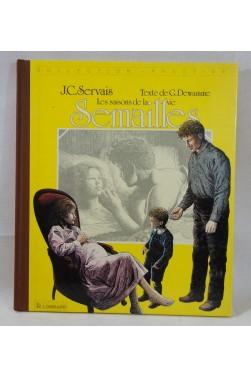 EO prestige - J.C. Servais. Les saisons de la vie, ACCORDAILLES. Ed Lombard, 1985