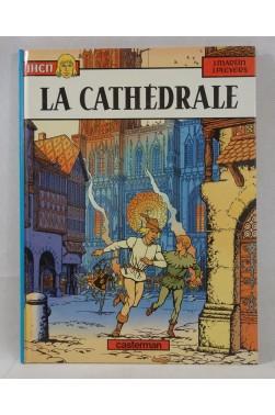 EO - JHEN tome 4. La cathédrale - Jacques MARTIN + PLEYERS - Casterman 1984