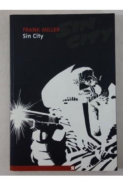 Frank MILLER. SIN CITY - tome 1 - Première édition, RACKHAM, 2000 - Noir et Blanc