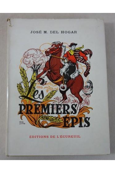 DEL HOGAR. Les Premiers épis - Cartonnage illustré