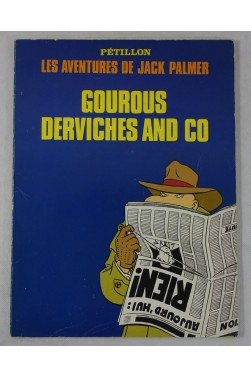 EO - PETILLON - JACK PALMER . Gourous Derviches And Co - 1979, Editions du Fromage