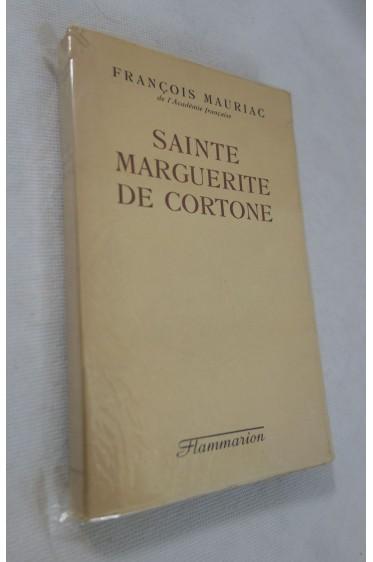 Sainte Marguerite de Cortone. Numéroté sur Alfa.