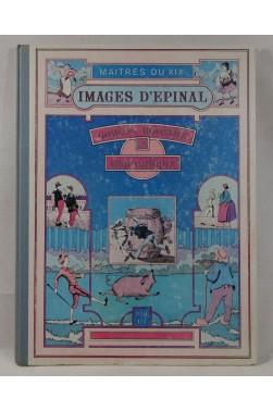 CONTES MORAUX ET MERVEILLEUX. Images d'Epinal n°1, PELLERIN, 1983. Grand Format illustré